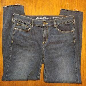 Eddie Bauer Slightly Curvy size 12 jeans